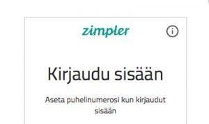 Mr Star -kasino Zimpler-maksut