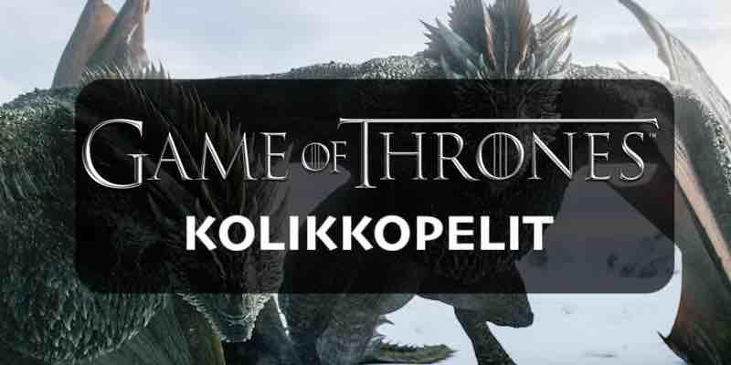 Game of Thrones -kolikkopelit