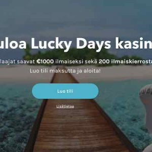 Uusi Lucky Days Casino