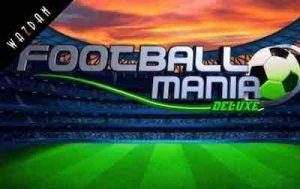 Football Mania Deluxe -kolikkopeli