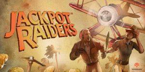 Jackpot Raiders peliarvostelu