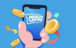 Multilotto toimii mobiilissa suomeksi