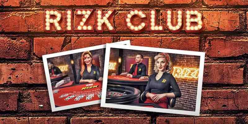 Rizk Club livepöydät