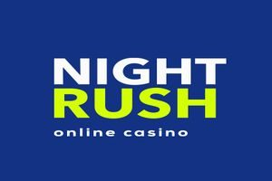 NightRush kasino logo bonukset