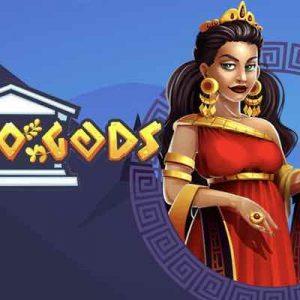 Casino Gods arvostelu ja Kokemukset