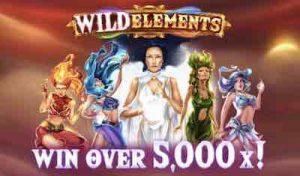 Wild Elements -kolikkopeli