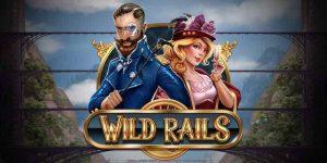 Wild Rails -kolikkopeli