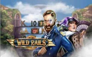 Play'n GO valmistaja Wild Rails -peli