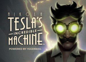 Nikola Tesla's Incredible Machine -peli