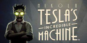 Nikola Tesla's Incredible Machine kolikkopeli
