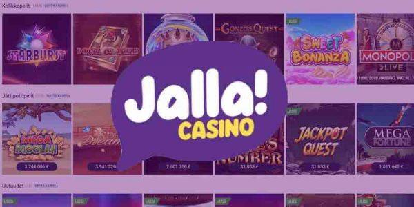 Jalla Casino avataan pian