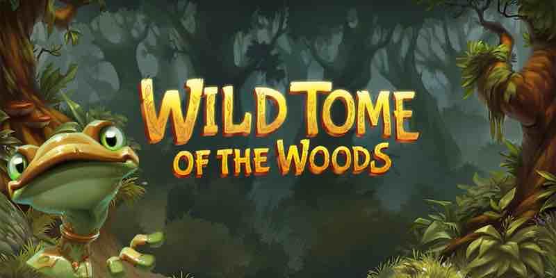 Wild Tome of the Woods -kolikkopeli
