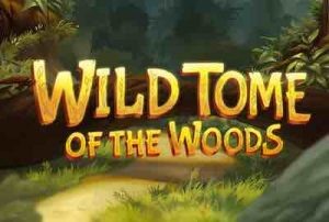 Wild Tome of the Woods -slotti