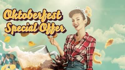 777 Casinon Oktoberfest-tarjous