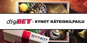 Digibet Casino Synot kilpailu ja logo