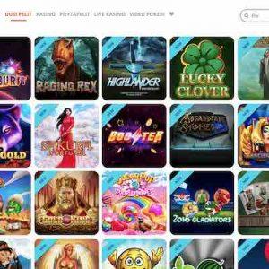Locowin Casino parhaat pelit