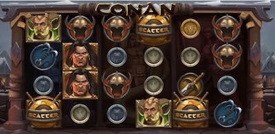 Conan pelitaulukko