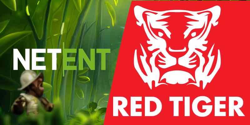 NetEnt ja Red Tiger -kauppa
