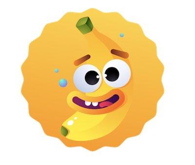 Nominin talletusbonus banaani-hedelmä