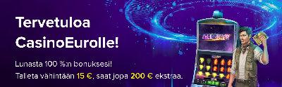 Lunasta CasinoEuron bonus