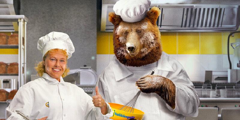 Ota osaa leipuri-Leenan turnaukseen Kolikkopelit casinolla!