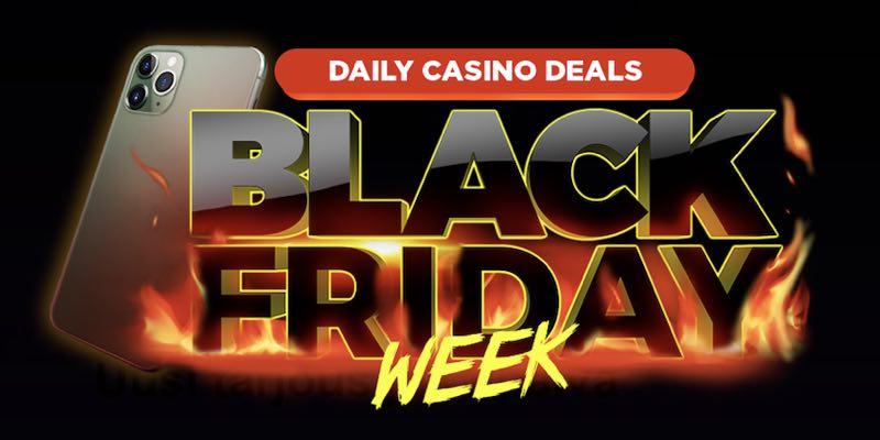 Bitstarz Black Week -tarjoukset