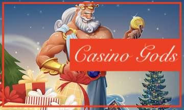 Casino Gods joulukalenteri