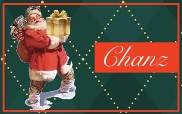 Chanz joulu-kampanja