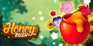 Honey Rush kolikkopeli