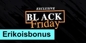 SlotsMillion Black Friday -bonus