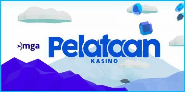 Pelataan Kasino logo