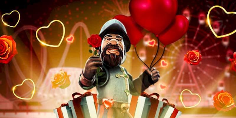 Twin Casinon ystävänpäivän bonus